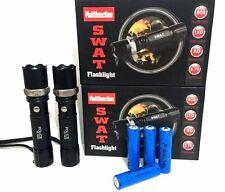 2x Swat Polizei ca.1000m Leuchtkraft mit 4x8800mAh Ultrafire Power Akkus+Adapter