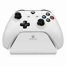 Controller Gear  Officially Licensed Xbox One S White Controller Stand v2.0 -...