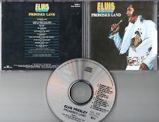 Elvis Presley  CD  PROMISED LAND    (c)  1975    CLUB EDITION