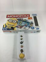 Despicable Me Minions Monopoly Replacement Game Tokens Only NEW