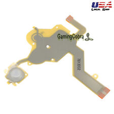 Replacement Part R Right Key Direction Button Conductive Film Cable For PSP 2000