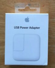 Apple 12W Wall Charger Power Adapter Apple iPhone 7 6s 8 8 plus X iPad NEW OEM