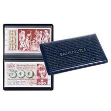 More details for lighthouse pocket banknote album for 20 notes up to 210mm x 125mm