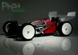 "PHAT BODIES ""OPTIMUS"" buggy body shell LC Racing EMB-1 WLtoys 144001 Mini 8ight"