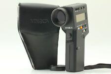 [Near Mint] Minolta Spotmeter M Light Exposure Meter w/ Case & Strap From Japan