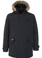 Trespass Men's Gallacher Down Mens Coat Jacket Black XL  *REF102
