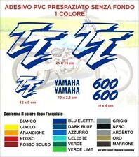 Kit adesivi Yamaha TT 600 e stickers decals fregi tt600 cross enduro motard
