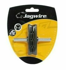 Jagwire Brake Pads Mountain Switchback Cantilever Smooth Post 70mm - Canti Black