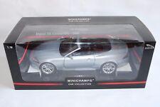 Minichamps Jaguar XK Convertible 2006 silber - grey 1:18 perfect mint in box