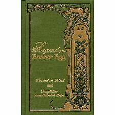 The Legend of the Easter Egg Lamplighter Rare Collector Series
