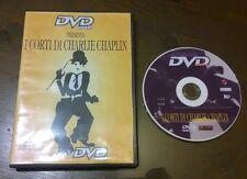 "Charlie Chaplin DVD "" I CORTI "" World"