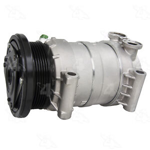 A/C  Compressor And Clutch- New   Four Seasons   88931