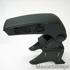 Armrest Centre Console Black Universal For Fiat Punto Palio Stilo Bravo New