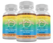 6 FlexProtex D Joint Pain Relief Arthri Flex Protex 720 Capsules Exp 07/2020