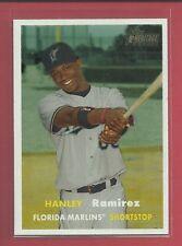 Hanley Ramirez 2006 Topps Heritage Card # 382 Boston Red Sox Baseball