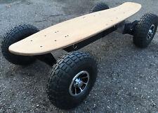 Kaleas E Skateboard e-Skate Elektrisches Skateboard 900W Li-IonAkkus 3x 15Ah