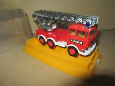 39K Gama Mini 9123 Faun Camion Pompiers Grande Echelle 1 50