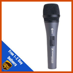 SENNHEISER  E835-S + Switch EVOLUTION E835S Microphone