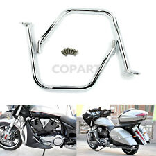 Fits Victory Cross Country Roads Engine Guard Crash Bar Frame Protection Chrome