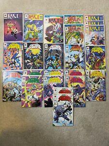 Valiant Comics RAI #2 #4 And More BIG LOT NM Unity Future Force 24 Books!