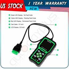 8-18V Vehicle Power Scanner Diagnostic Code Reader OBD2 EOBD Tool J1850-PWM