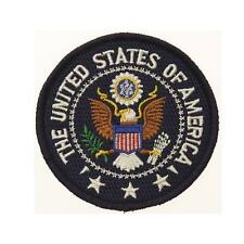 Patch écusson THE UNITED STATES OF AMERICA Thermocollant