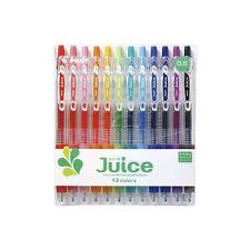 Pilot Juice Ballpoint Gel Ink Pen - 12 Color Set - 0.5 mm