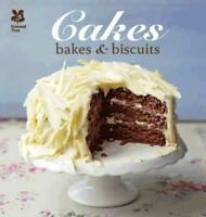Cakes, Bakes and Biscuits (Cookery) by National Trust | Hardcover Book | 9781909