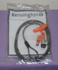 Genuine Kensington K64068F Microsaver Keyed Laptop/Notebook Lock -- New Sealed