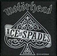 Motorhead Patch Ace of Spades Woven Patch