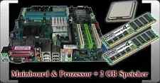 MEDION MSI MS-7091 VERSION 1.2+ 3,20 GHZ P4 CPU + 2 GB RAM SPEICHER MS7091 mATX