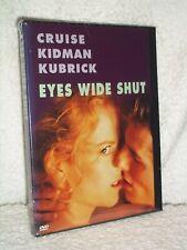Eyes Wide Shut (Dvd, 2007) Tom Cruise Nicole Kidman Stanley Kubrick drama