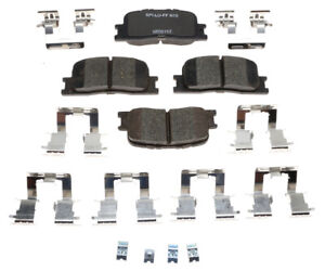 Disc Brake Pad Set-R-Line Ceramic Rear|Raybestos MGD885CH - Fast Shipping
