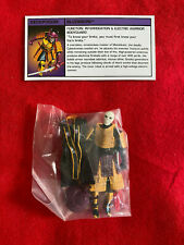 2013 GI JOE BLUDGEON SDCC EXCLUSIVE TRANSFORMERS 100% COMPLETE FILE CARD