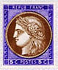 """FRANCE STAMP¨TIMBRE N° 348 """" EXPOSITION PARIS 1937 CERES 5c """" NEUF x TB R749"""