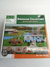 Papercity Americana Collections Grandma Baked Delights 250 Piece Puzzle New