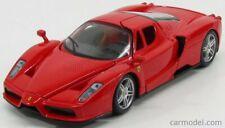 1/24 Bburago Ferrari Enzo Giallo con abbinato interiore