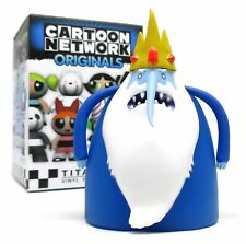 "Titans CARTOON NETWORK ORIGINALS - ICE KING 3"" Vinyl Figure Adventure Time"