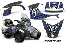 AMR Racing Can Am BRP RT-S Spyder Graphic Kit Wrap Roadster Decals 2014+ WM U