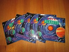 Lot 6 Wright Group books science Wonder World The planets  lvl L 1 2