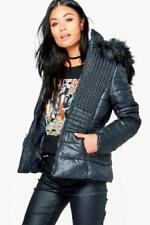 Abrigos y chaquetas de mujer de piel sintética talla XL