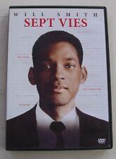 DVD SEPT VIES - Will SMITH / Rosario DAWSON