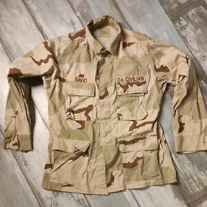 ARMY Desert DCU Uniform Hemd original Medium Regular von 1999 Neu