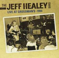 New: JEFF HEALEY BAND - Live At Grossman's 1994