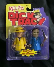 2003 Mezco Dick Tracy Mez-Itz Dick Tracy & The Influence Figures Misp