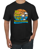 Del Boca Vista Seinfeld Retirement Community Men's T-Shirt