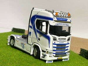 """Scania S highline CS20H 4x2 """"Arend Bos"""" WSI truck models 01-2498"""