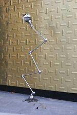 JIELDE FRENCH INDUSTRIAL FLOOR LAMP 5 ARMS POLISHED MIRROR