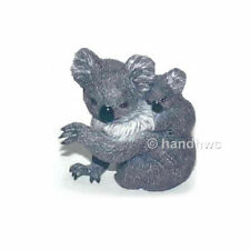 AAA 55049 Koala Bear with Cub Wild Animal Toy Model Figurine Replica - NIP