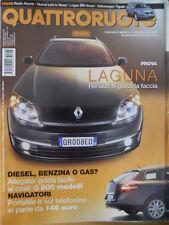 Quattroruote 626 2007 - Punto Abarth - Nuova Lancia Musa - Tiguan    [Q49]